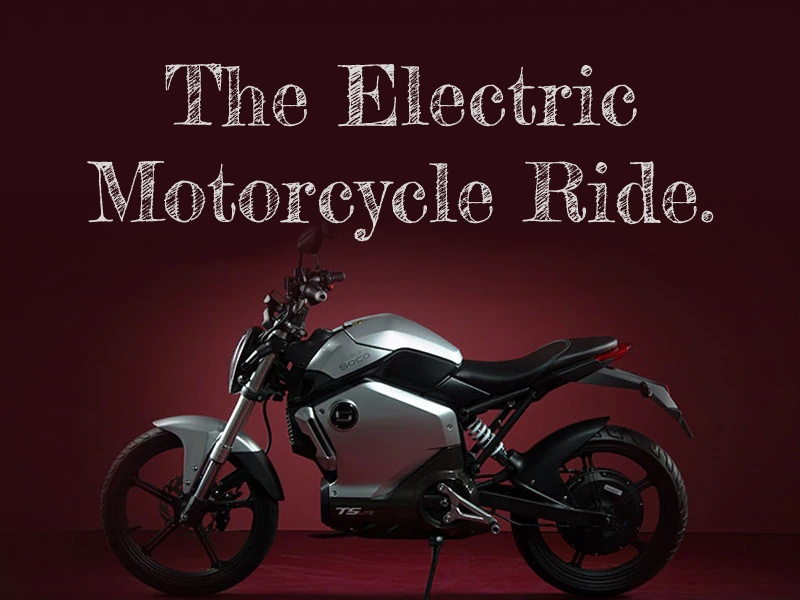 Electric Motorcycle Ride